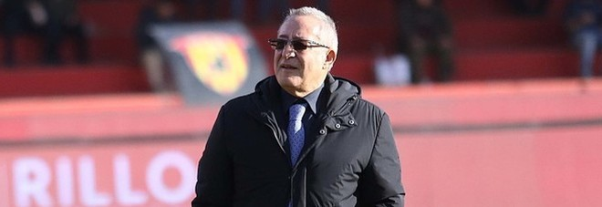 Poche speranze per il Benevento in A, Vigorito: «La B è importante»