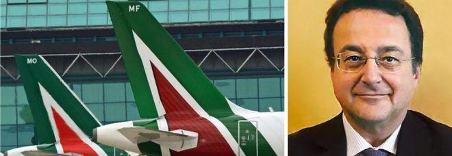 Alitalia, arriva il supercommissario: è Leogrande. Patuanelli: «Stato con lui per il rilancio»