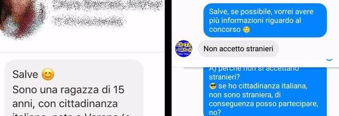 15enne respinta a un concorso musicale perché nera. L'organizzatore: «Italiani si nasce»