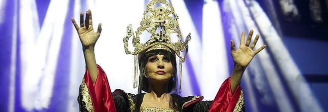 Il 23 e 24 gennaio Lorella Cuccarini sarà al teatro comunale di Vicenza con il musical