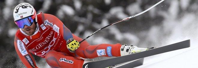 Sci, Jansrud vince il SuperG di Kvitfjell: la coppa di specialità è sua