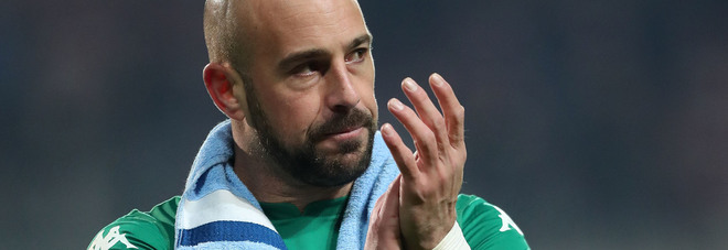 Reina, niente rinnovo e rumors: «Raggiungerà il Pipita alla Juve»