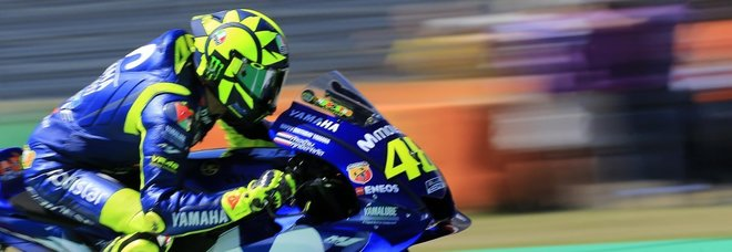 Moto Gp, Rossi è in fiducia:  «Sono ottimista per il Sachsenring»