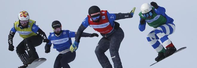 Snowboardcross, Visintin e Perathoner trionfano a Mosca e vedono la coppa