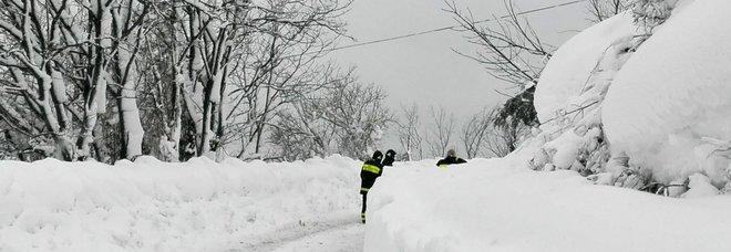 Valanga in Val Visdende: travolti  uno scialpinista con il suo cane