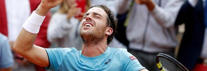 Shanghai Masters, Cecchinato agli ottavi: incontrerà Djkovic. Eliminato Seppi