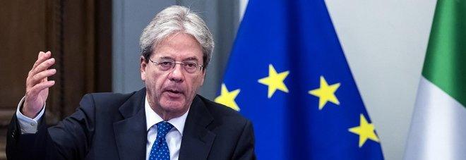 Web Tax, Gentiloni: «Italia, Francia, Germania e Spagna avanti da sole se non c'è accordo con Ue»