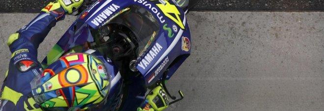 Gran Premio d'Austria, Valentino non molla: «Il campionato è ancora aperto»