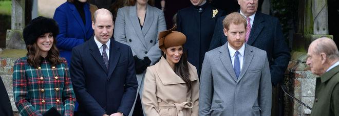 Meghan Markle fa infuriare William e Kate: ecco cosa è successo