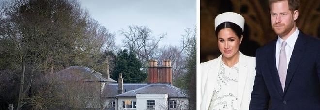 Meghan Markle e Harry, per ristrutturare il cottage 2,7 milioni (pagati in gran parte dai contribuenti)