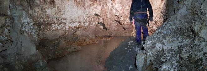 Frasassi, l'ultimo miracolo scoperto un altro ambiente Chi sono i tre speleologi
