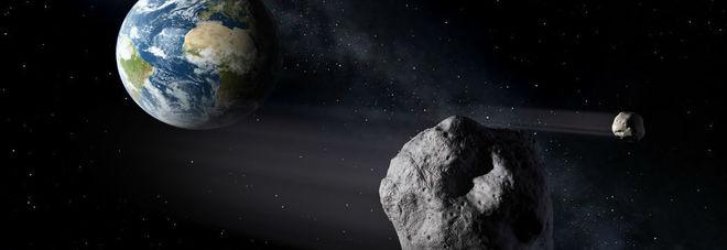 Asteroide di 200 metri in arrivo domani: