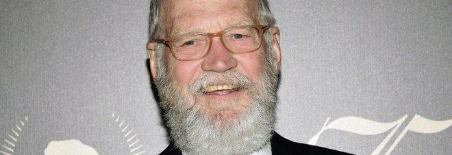 David Letterman: per il mio nuovo show su Netflix voglio Trump e Papa Francesco