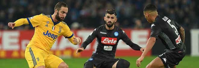 Juventus, Higuain torna sul Napoli: «Fui criticato, ma era scelta giusta»