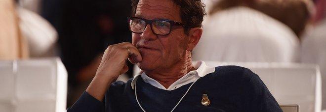 Capello: «Una comica lo scudetto all'Inter del 2006»