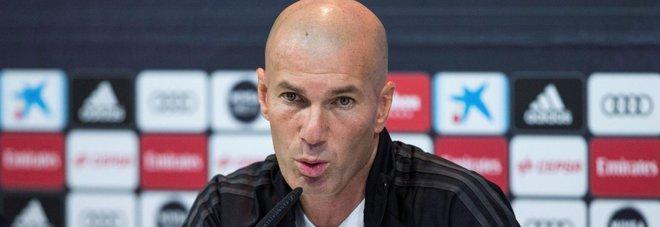 Cristiano Ronaldo, Zidane: «Il Real Madrid vuole tenerlo»