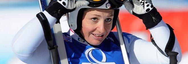 La sciatrice Elena Fanchini: «Niente Olimpiadi e stagione finita, ho un tumore»