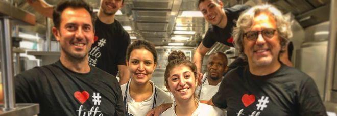 """Coronavirus, chef Giorgio Locatelli da Londra: «Prima dicevano """"vi chiediamo"""", poi """"vi diciamo cosa fare""""»"""