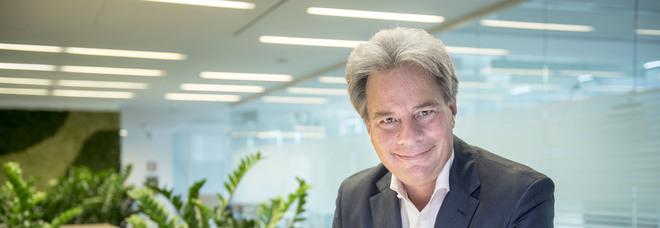 Jeffrey Hedberg, ad Wind Tre