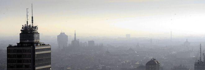 Milano, aria fuorilegge due giorni su 3: il 2020 è l'anno peggiore del decennio per lo smog