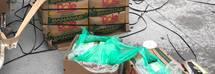 La polizia riceve 45 scatole di banane in regalo: ma all'interno c'era cocaina