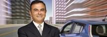 Carlos Ghosn presidente di Nissan-Renault