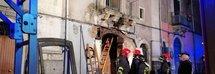 Esplosione a Catania, 3 morti: due erano vigili del fuoco. Due feriti, un altro pompiere sotto choc