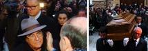 Al Bano, ai funerali di mamma Jolanda dedica speciale in chiesa. Romina Power assente