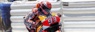Gp Francia; prime libere a Marquez, 2° Dovizioso. Yamaha: meglio Vinales 3° che Rossi 6°