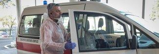 Coronavirus ad Acerra, test negativi per l'imprenditore