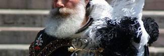 Orvieto piange la morte di Sergio Riccetti figura indimenticabile del corteo storico