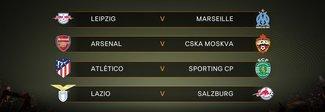 Europa League, Lazio fortunata: nei quarti pesca il Salisburgo