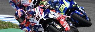 Petrucci: «Sogno di guidare una Ducati, ma è difficile»