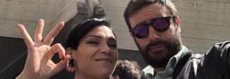 Napoli e lo scudetto dell'antirazzismo, Il Mattino dei tifosi a Porta Nolana