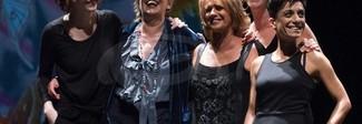 """Orvieto, al Mancinelli """"Ferite a morte"""" di Serena Dandini, con Lella Costa spettacolo contro il femminicidio"""