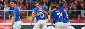L'Italia fa il pieno di ascolti, più di 8 milioni su Rai1 per la vittoria degli azzurri