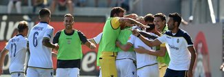 Il Verona supera il Cittadella,  avanzano Palermo e Pescara