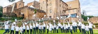 Campus Etoile academy di Tuscania, assegnate 9 borse di studio per aspiranti pasticceri da tutta Italia