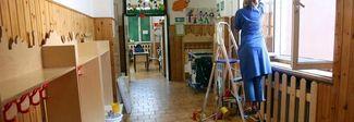 Pulizia scuole, addetti costretti a lavorare gratis: mercoledì la mobilitazione a Frosinone