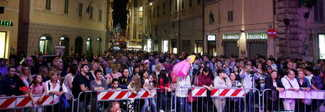 Osa, vestiti di rosa a Foligno c'è la Notte Rosa tra grande musica, buon cibo, mercatini eventi, cultura e tanto da vedere