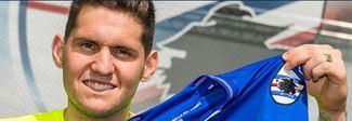 Addio Napoli, il brasiliano Rafael è il nuovo portiere della Sampdoria