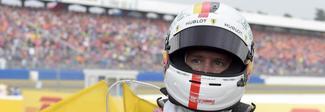 Ferrari, tutta la delusione di Vettel:  «Piccolo errore dall'impatto enorme»