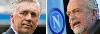Napoli, Ancelotti: «Onorato di allenare una squadra unica»
