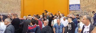 Napoli, la squadra dello scudetto trova lo stadio San Paolo chiuso Bruscolotti: è una vergogna
