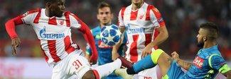Il Napoli non sfonda il muro della Stella Rossa: a Belgrado è solo 0-0