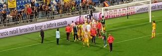 Solo 1-1 a Reggio: la Juve Stabia  fuori dai playoff a testa alta