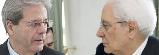 Dimissioni di Gentiloni subito dopo le presidenze