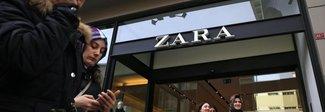 Zara, nei vestiti spuntano le etichette nascoste: «Non ci pagano, aiutateci»