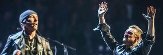 U2 a Londra, concerto gratuito a Trafalgar Square: ecco come aggiudicarsi un posto