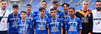 I ragazzi del Don Guanella nell'Olimpo del calcio giovanile